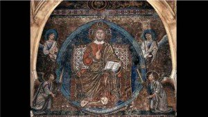 8_Jesus_on_Ascension_Throne_